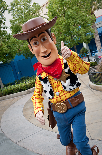 Disneyland Hotels image of Woody