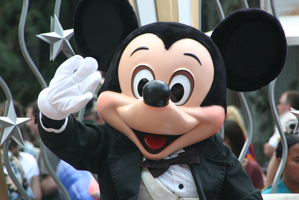Disneyland Hotels image of Mickey Mouse