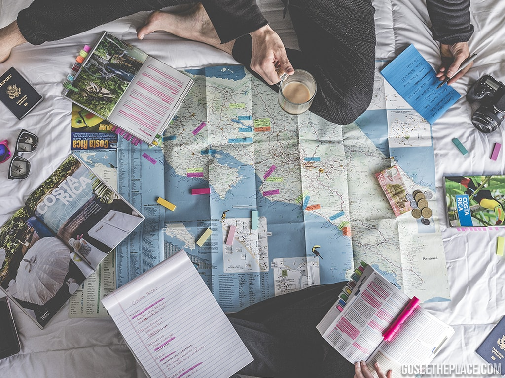 15 Reasons to be Obsessed with Travel Planning picture for Wordpress