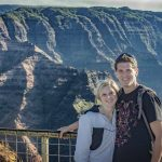 RJ and Megan Waimea Canyon