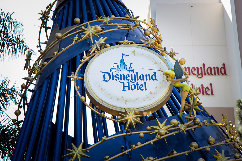 Disneyland Hotels Header Image