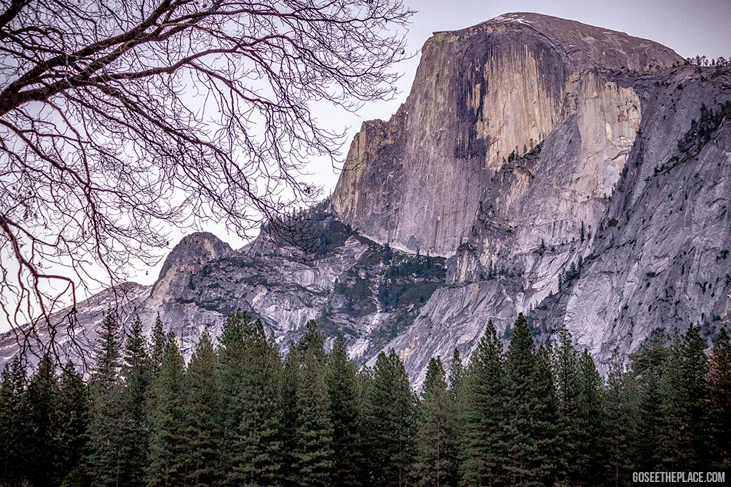 California Getaways - Yosemite's Half Dome