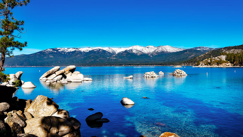 California Getaways - Lake Tahoe