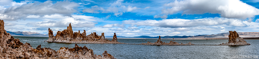 California Getaways - Mono Lake Tufa Towers
