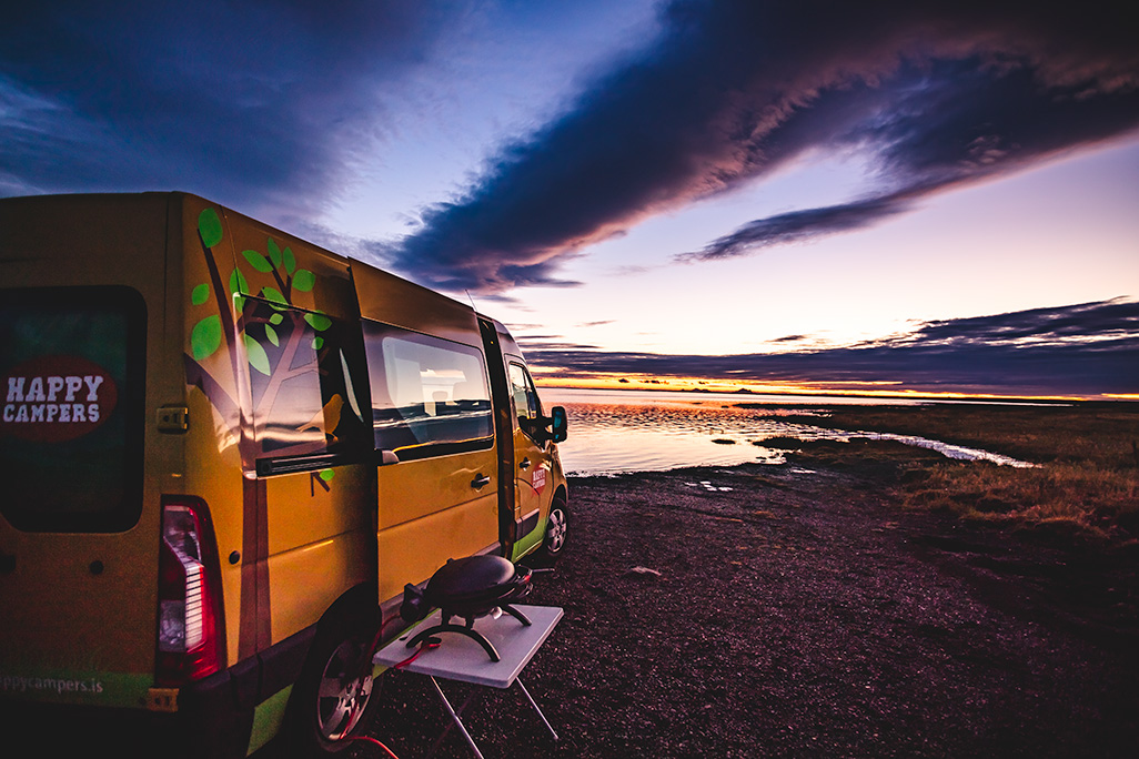 Ultimate Freedom: Your Guide for Exploring Iceland by Campervan - Happy Campers 2
