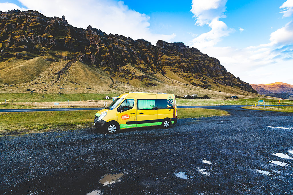 Ultimate Freedom: Your Guide for Exploring Iceland by Campervan - Happy Campers