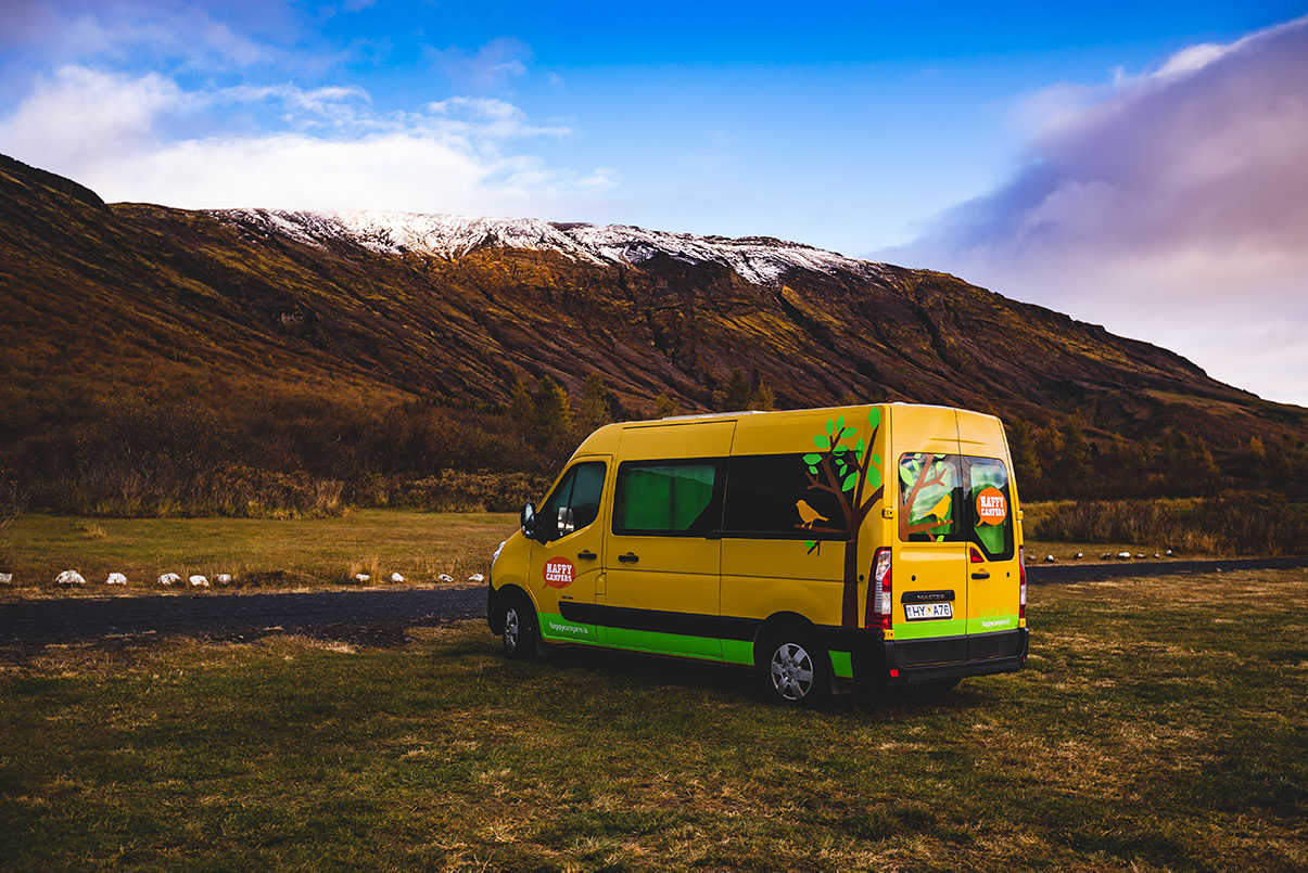 Ultimate Freedom: Your Guide for Exploring Iceland by Campervan - Happy Campers 3