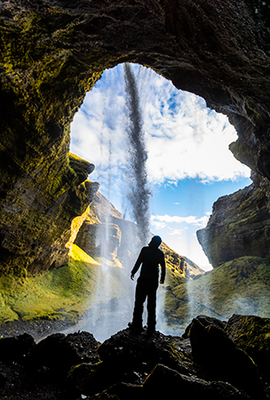 Ultimate Freedom: Your Guide for Exploring Iceland by Campervan - Kvernufoss