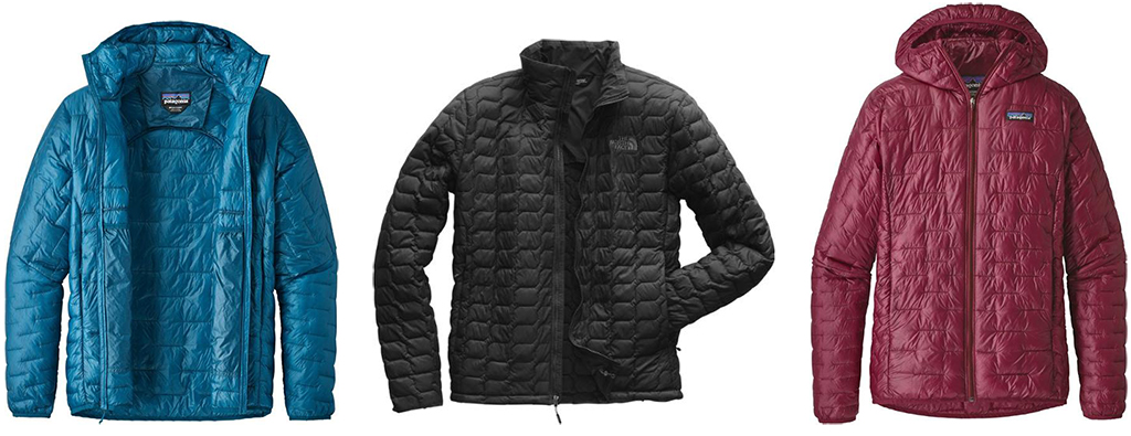 Example of Hybrid-Synthetic Jackets