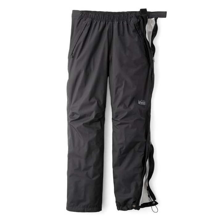 REI Rainier Full Zip Rain Pants - Men's