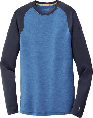 Smartwool Merino 250 Base Layer Crew Top (Men's)