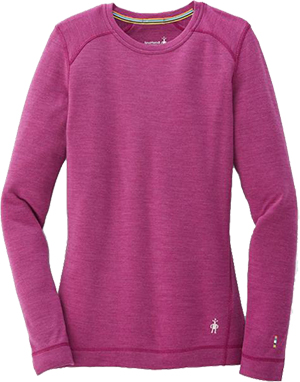 Smartwool Merino 250 Base Layer Crew Top (Women's)