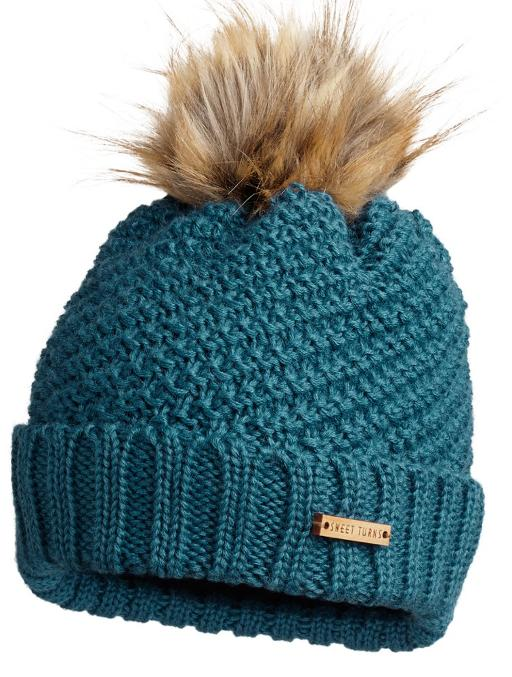 Sweet Turns Lexington Cuff Beanie - Teal