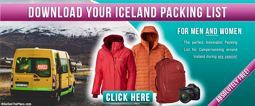 Iceland Packing List Image Link