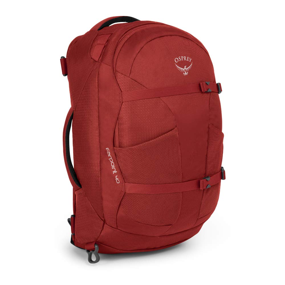 Iceland Packing List Luggage - Osprey Farpoint 40 Backpack