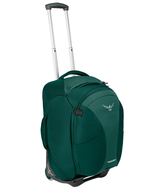 Iceland Packing List Luggage - Osprey Meridian Wheeled Backpack