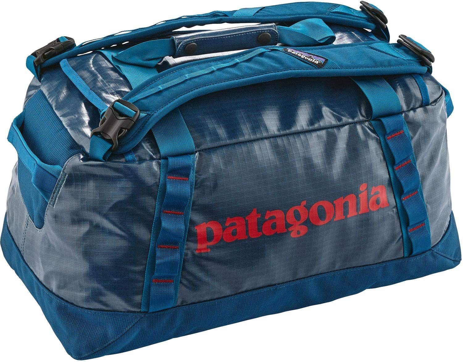 Iceland Packing List Luggage - Patagonia Black Hole Duffel 45L