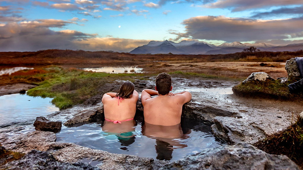 Landbrotalaug Hot Spring 2