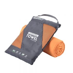Travel Gear: Quick Drying Microfiber towel