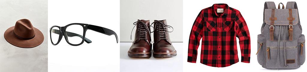 The Hipster Starter Pack