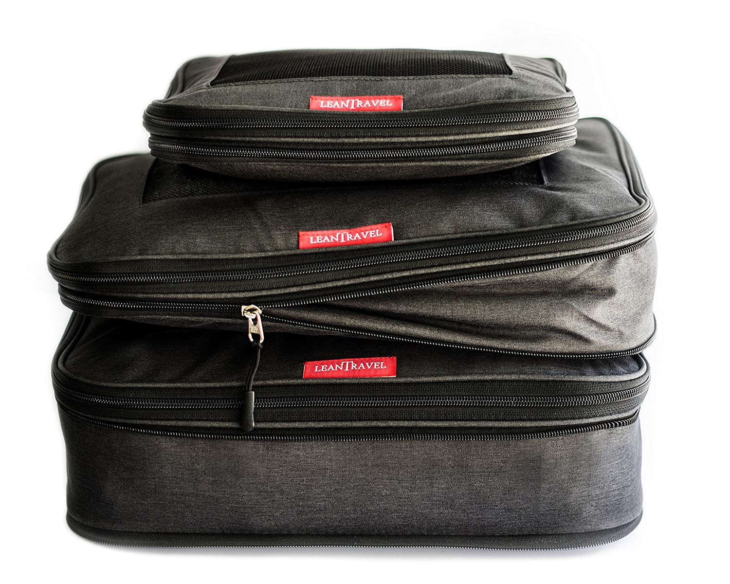 Lean Travel Packing Cubes