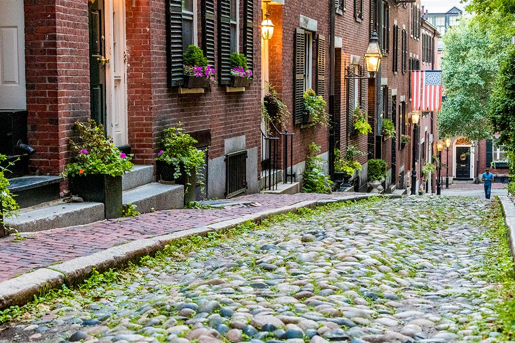 Reason 10 to love Boston - Attractive Neighborhoods