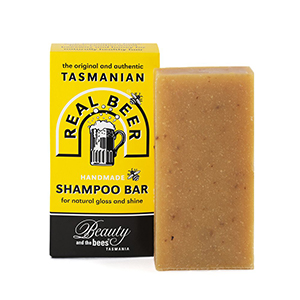 Beauty and the Bees Shampoo and Conditioner Bars