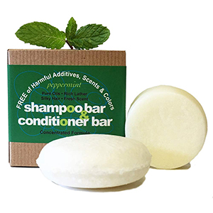 Whiff Shampoo and Conditioner Bars