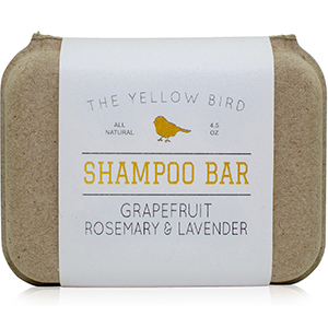 Yellow Bird Shampoo