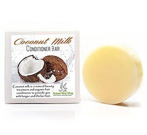 Nature Skin Shop Shampoo and Conditioner Bars