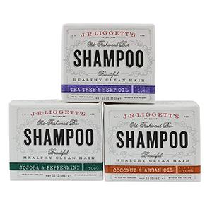 J.R. Liggett Shampoo Bars