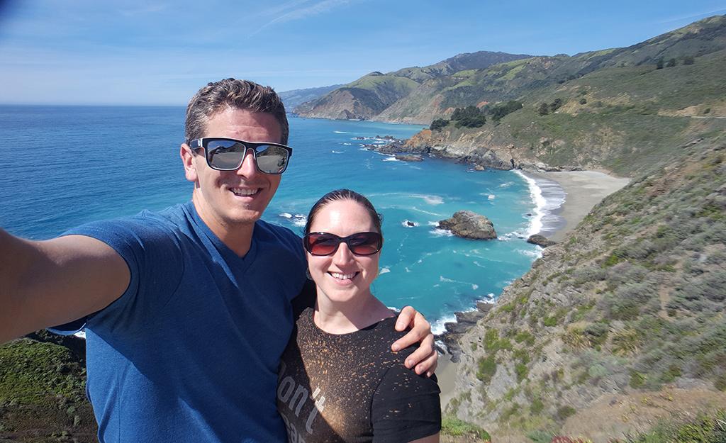 California Highway 1 - Big Sur